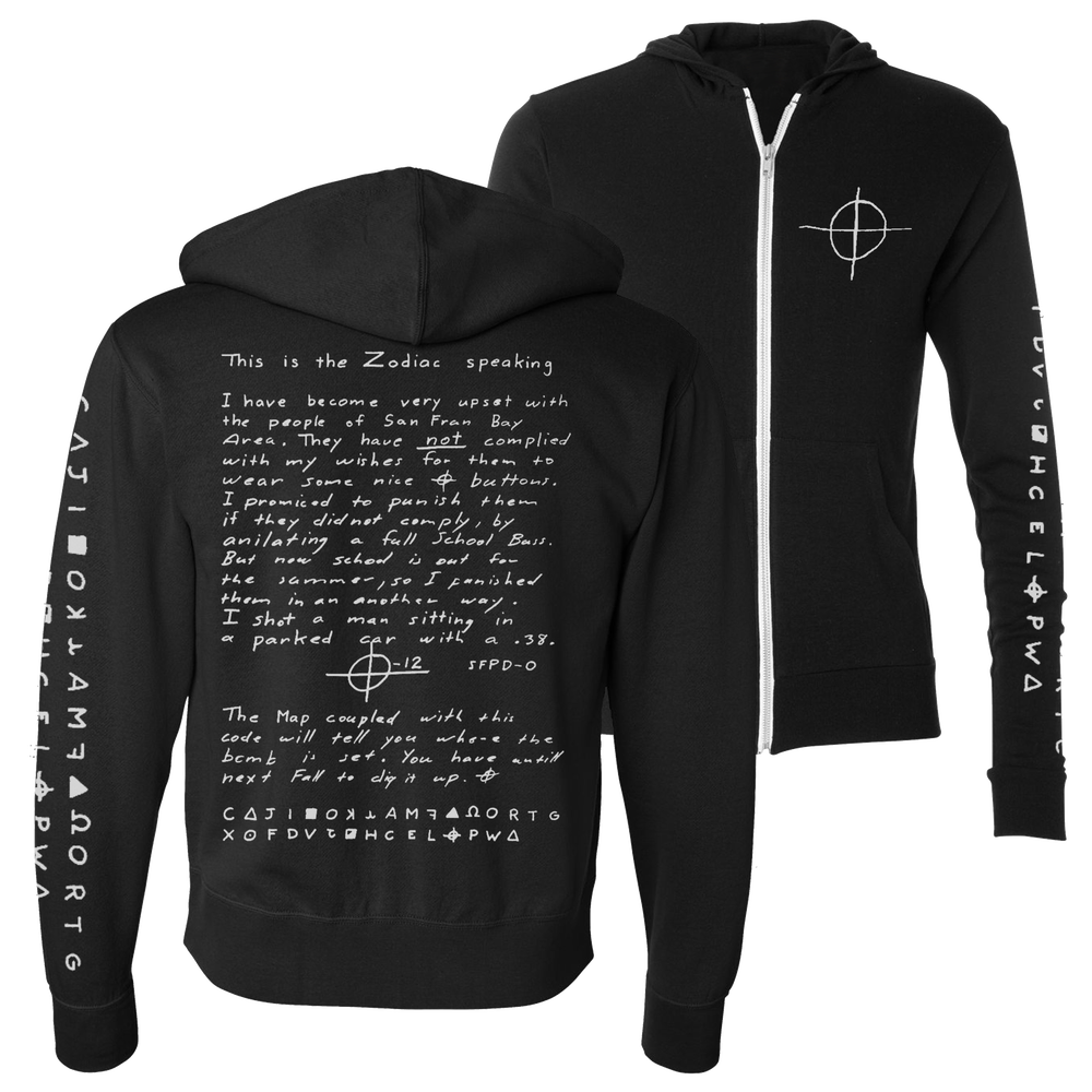 Image of Zodiac - Zip Up