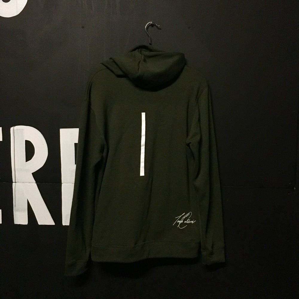 Image of YOU ARE PARADISE. HOODIE FOR YOU. LIMITED EDITION 1/100