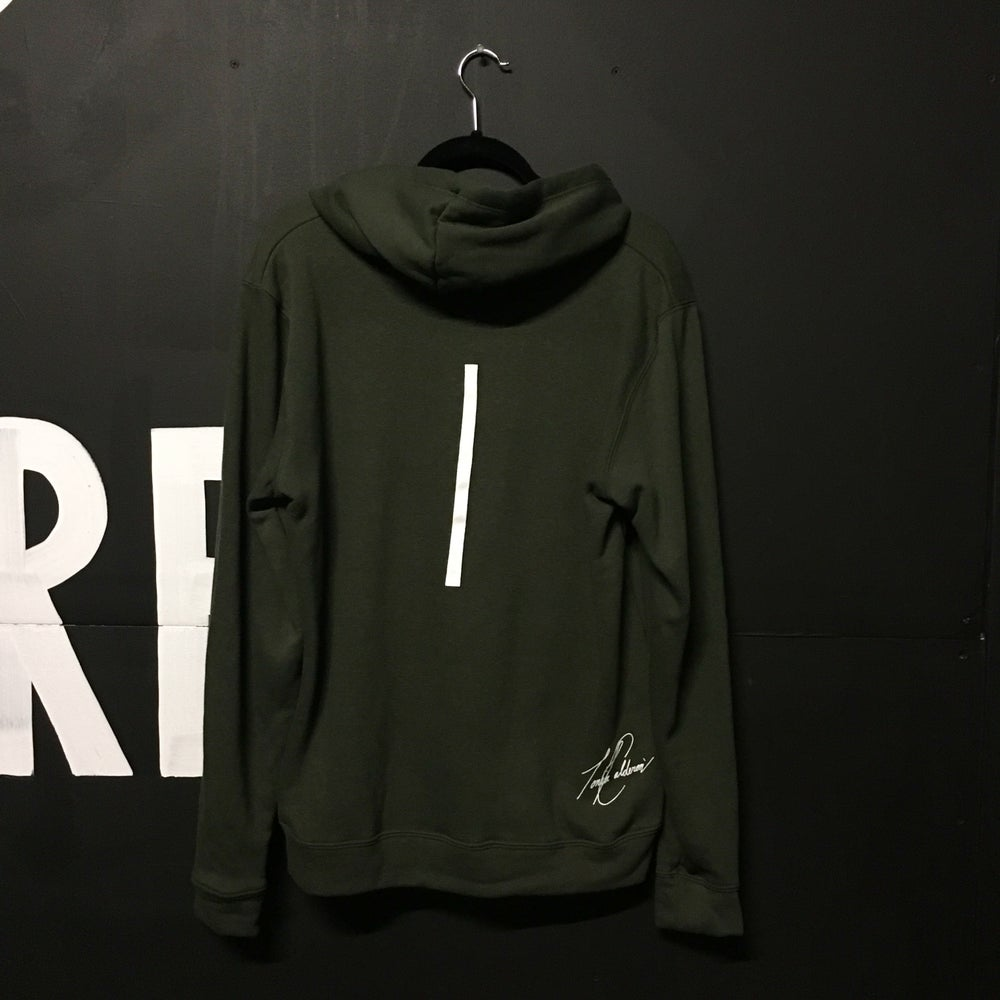 Image of YOU RUINED ME. HOODIE FOR YOU. LIMITED EDITION 1/100