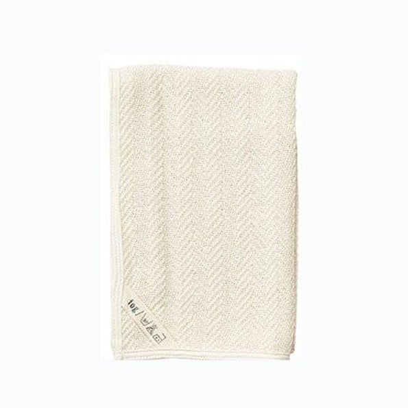 Image of Herringbone Cotton Towel Large/Medium/Small