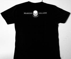 Image of Bearded Villains Finland T-shirt 2017
