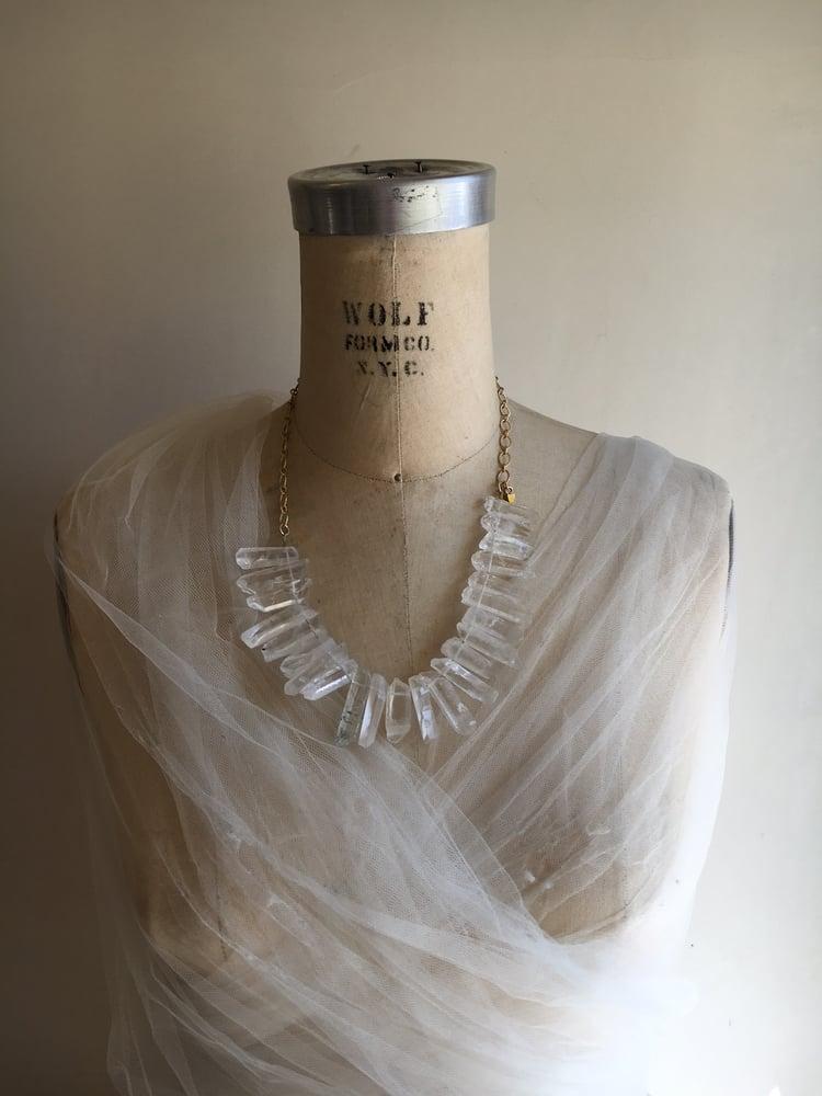 Image of Crystal Briolette