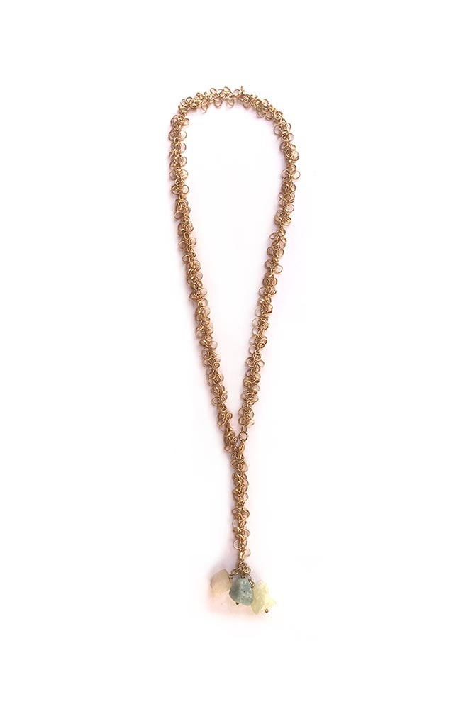 "Image of 20"" Bubble Lariat"