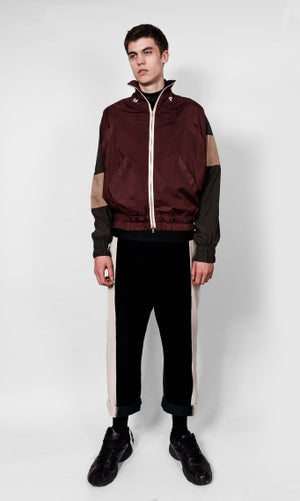 Image of Press Windbreaker Burg