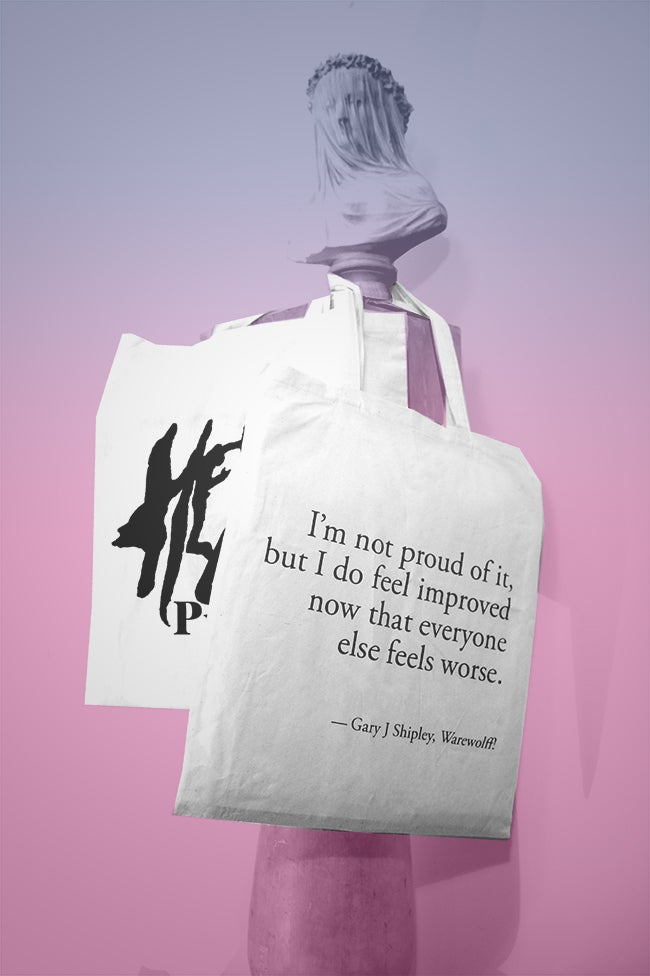 Image of Hexus double-sided tote