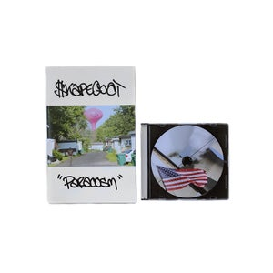 "Image of Skapegoat ""Paracosm"" DVD/Zine by Bob Scerbo"