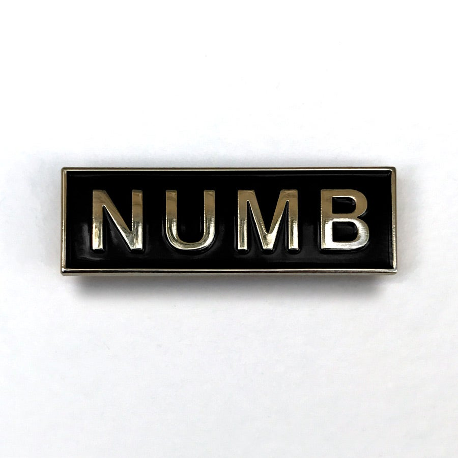 Image of NUMB Pin