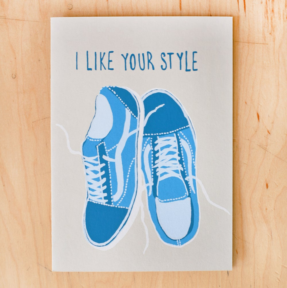 Image of I Like Your Style
