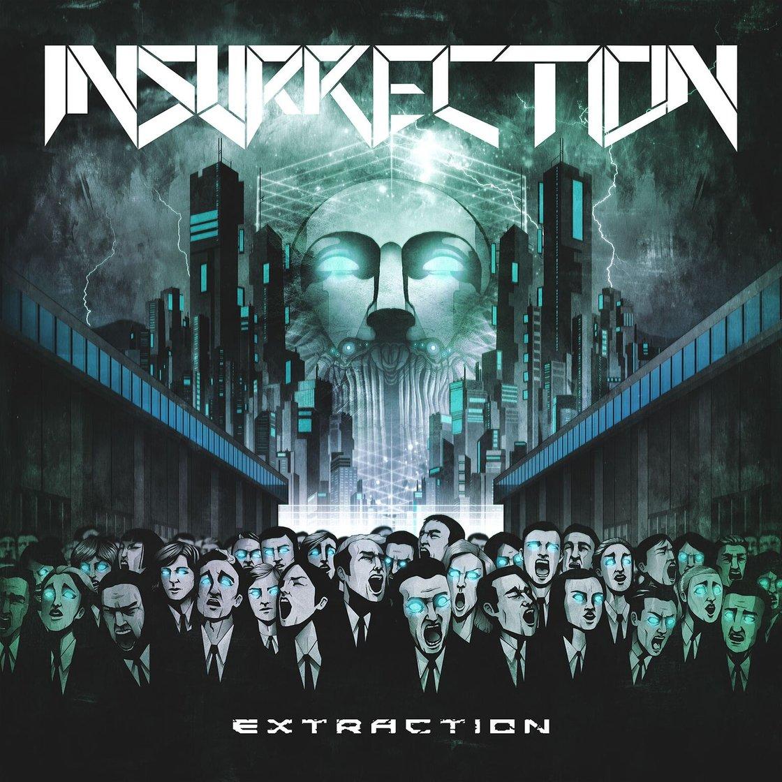 Image of INSURRECTION - Neuraxis - THE LAST FELONY - Vortex - Ghoulunatics, etc