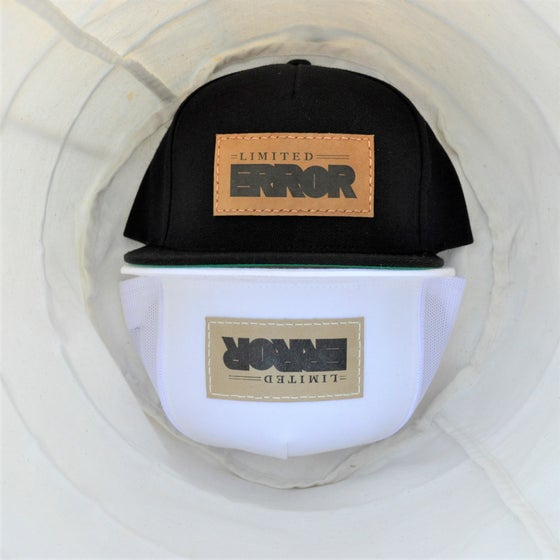 Image of Limited Error logo hats