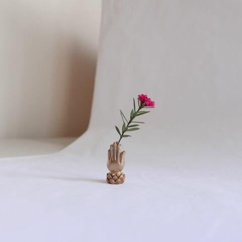 Image of Lotus Hands Incense / Flower Holder