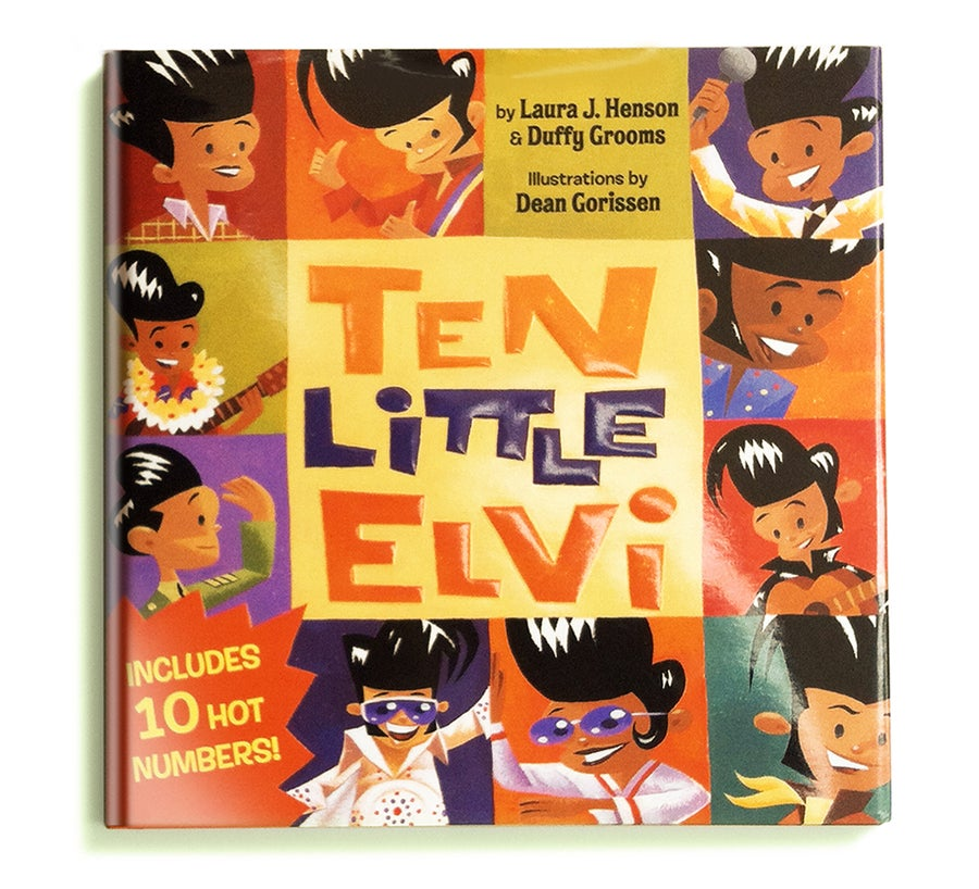 Image of Ten Little Elvi