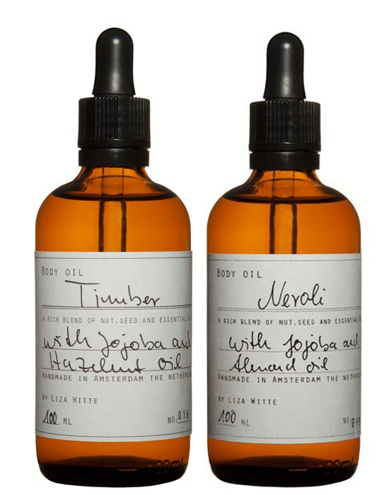 Image of CHOICE OF TWO / 100 ml BODY OILS