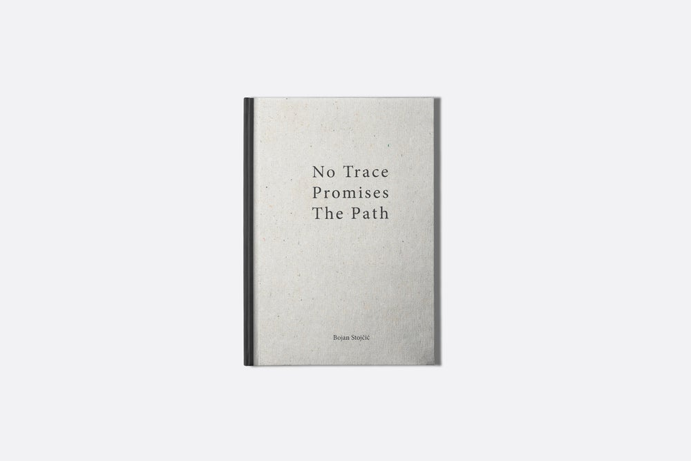 Image of No Trace Promises The Path, the book