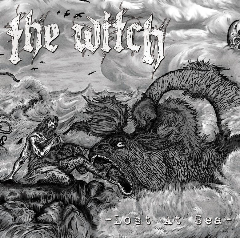 "Image of The Witch ""Lost At Sea"" New Album 2017"