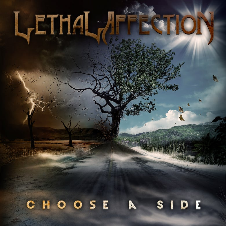 Image of Full-length Album:  Choose A Side