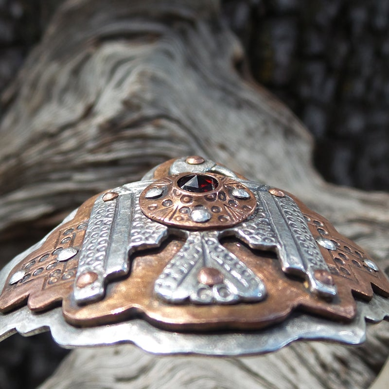 Image of Thunderbird Cuff