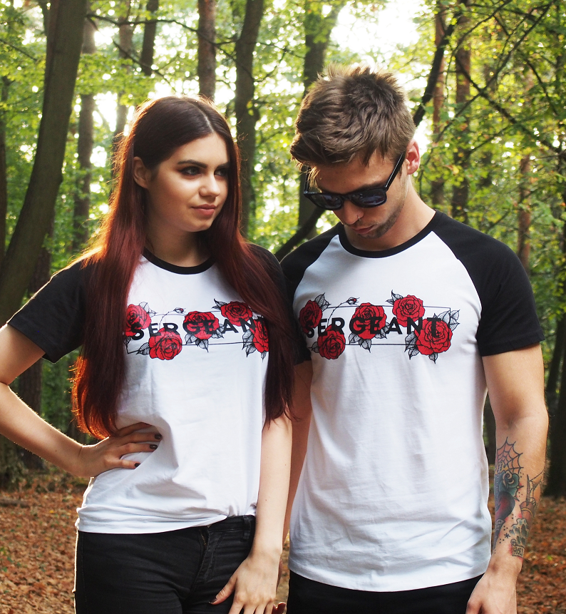 Image of ROSE'S BASEBALL T-SHIRT | UNISEX