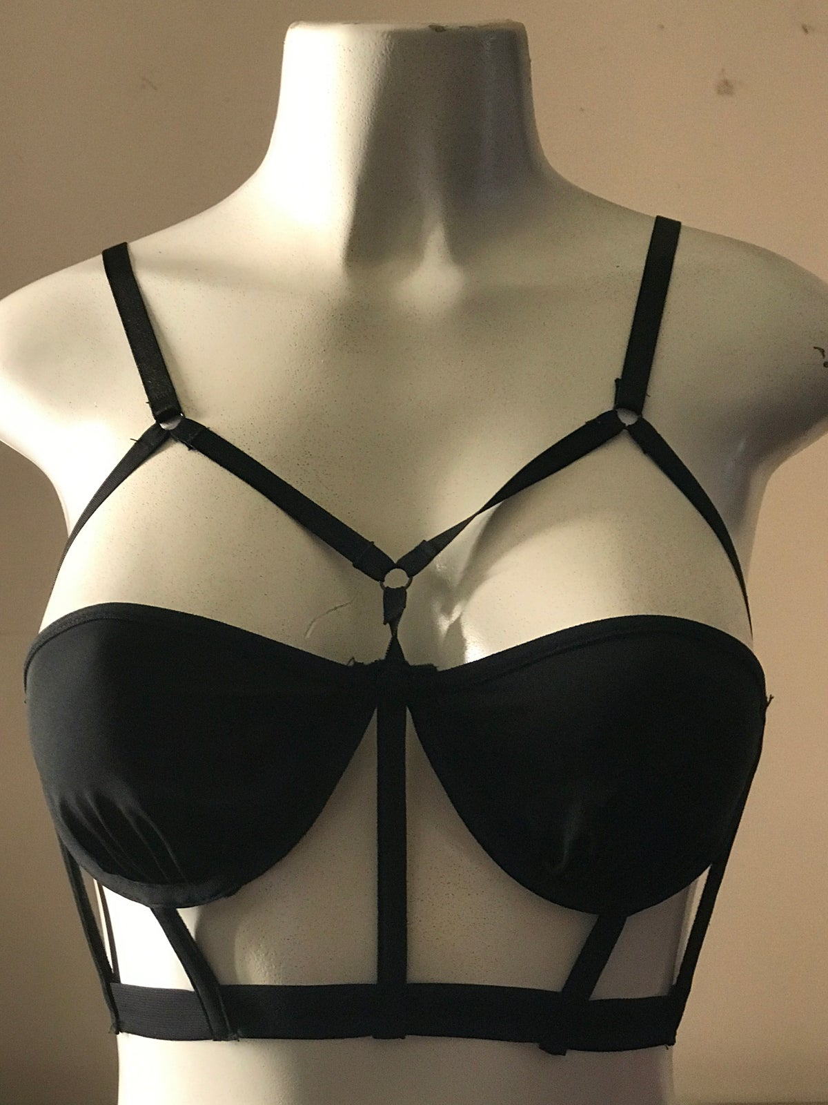 Image of STRAPPY HARNESS BRALETTE