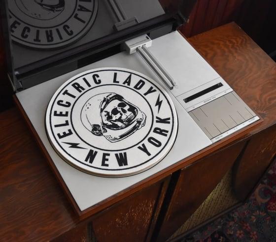 Image of Electric Lady Slipmat - White