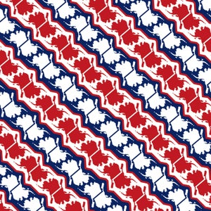 Image of Alaska Pattern Leggings - Merica