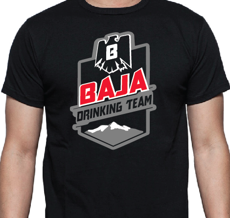 Image of Baja Drinking Team OG T-Shirt
