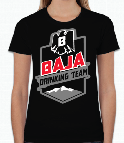 Image of Baja Drinking Team OG T-Shirt - Women's