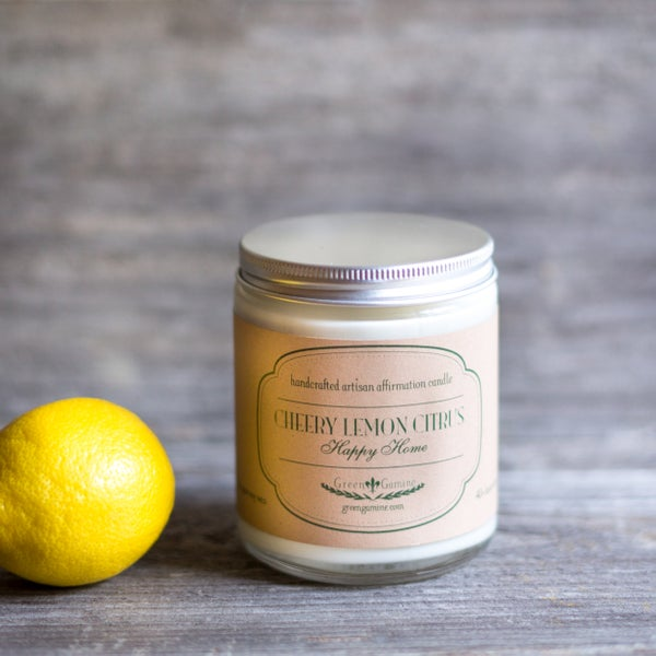 Image of Lemon Happiness Candle
