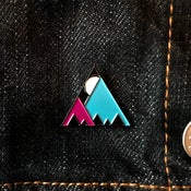 Image of ISMLIT Enamel Lapel Pin