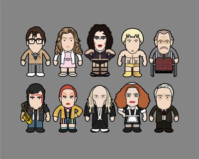 Image of ROCKY HORROR | 8x10 Art Print