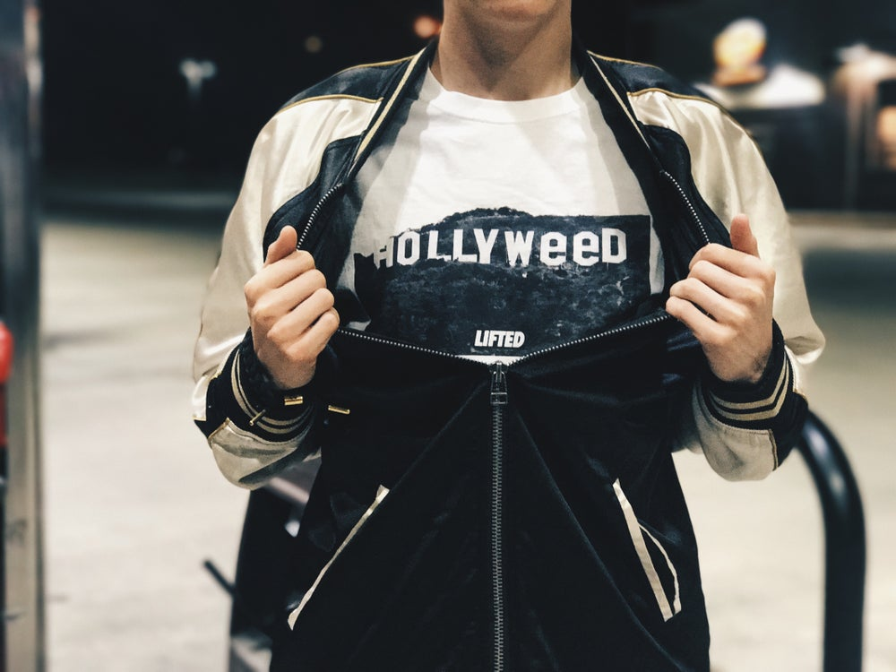 Image of HollyWeed Tee