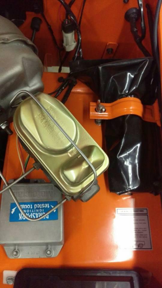 Image of Reproduction Bronco Jack Bag