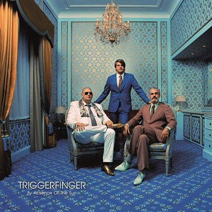 Image of TRIGGERFINGER - By Absence Of The Sun - CD Cristal
