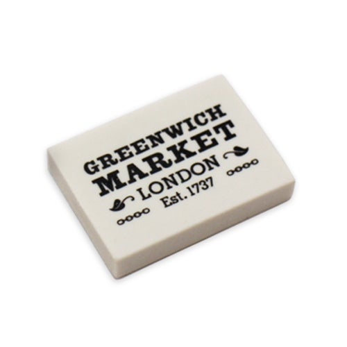 Image of Greenwich Market Rubber