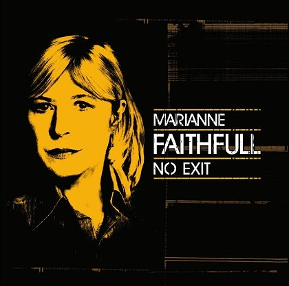 Image of MARIANNE FAITHFULL - No Exit - Digipack CD + Blu-Ray