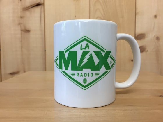 Image of MUG - LA MAX RADIO VERT - FRAIS DE PORT INCLUS EN FRANCE