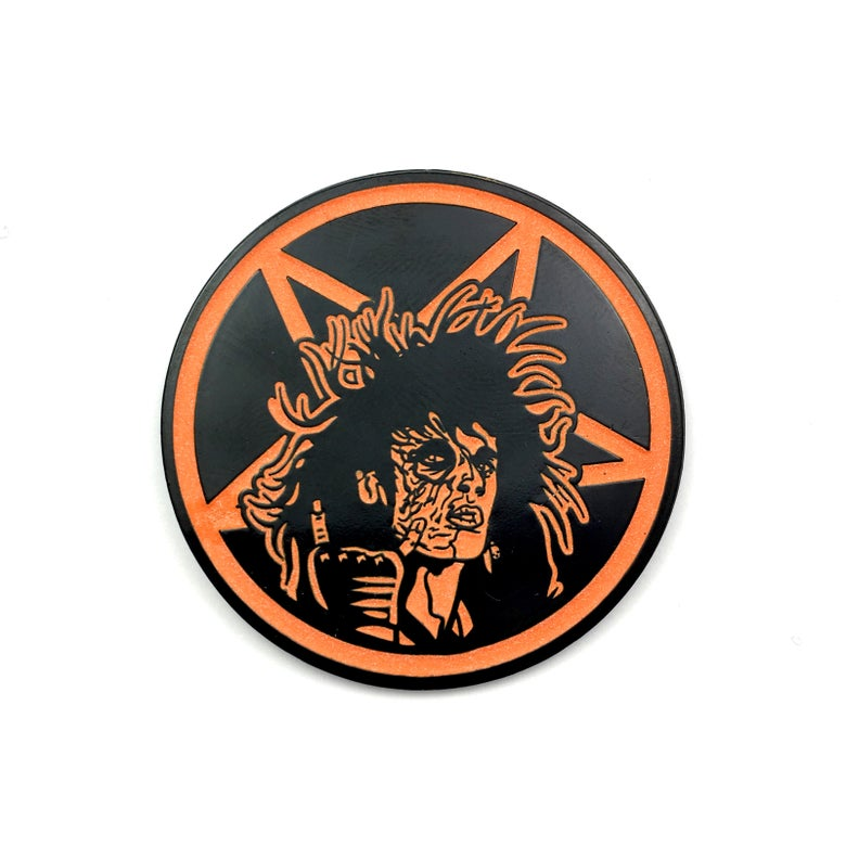 Image of Sammi Curr GLOW (Enamel Pin)