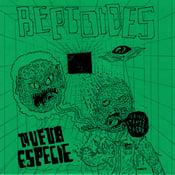 """Image of REPTOIDES """"Nueva especie"""" EP"""