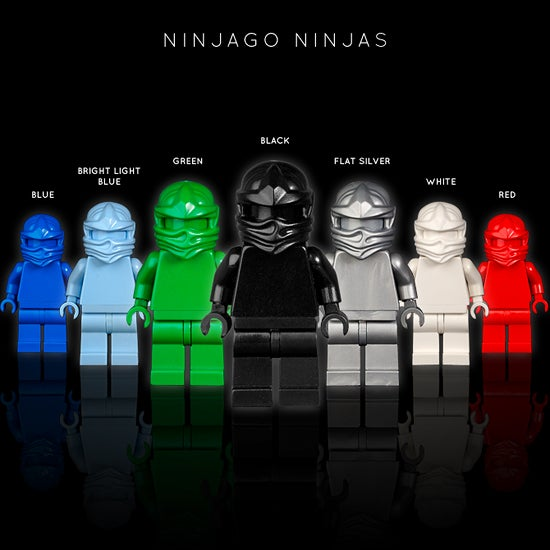 Image of NINJAGO NINJAS