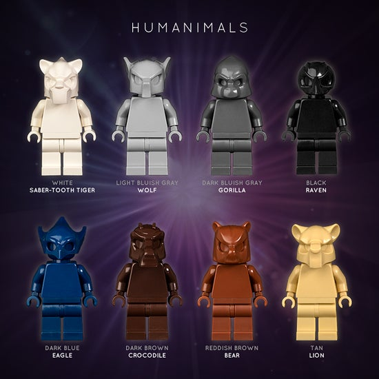 Image of HUMANIMALS