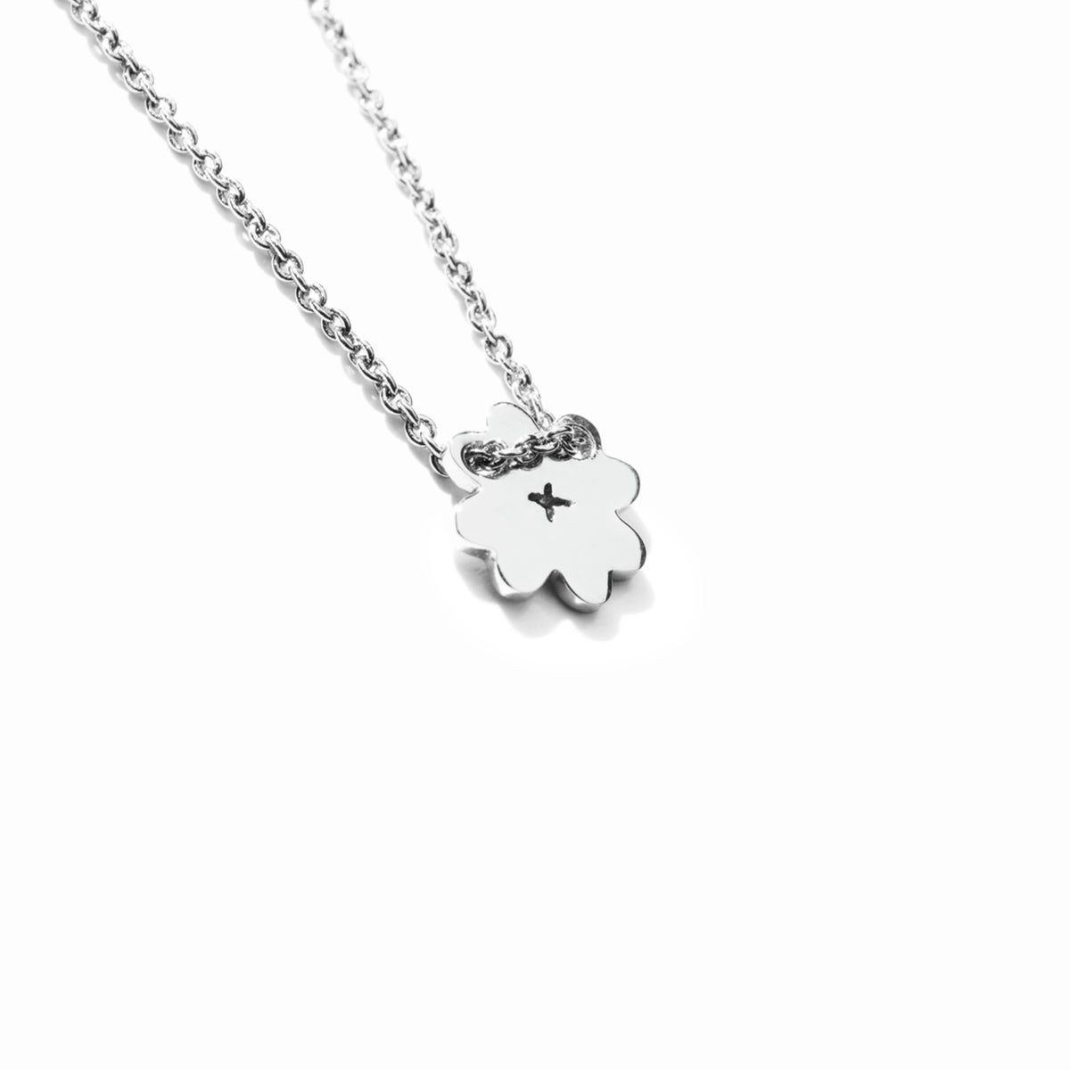 Image of FOUR LEAF CLOVER<br>SILVER