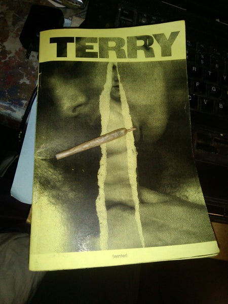 Image of A Boy Named Terry #2 Summer/Fall (with an artwork by Khristopher Khrist)
