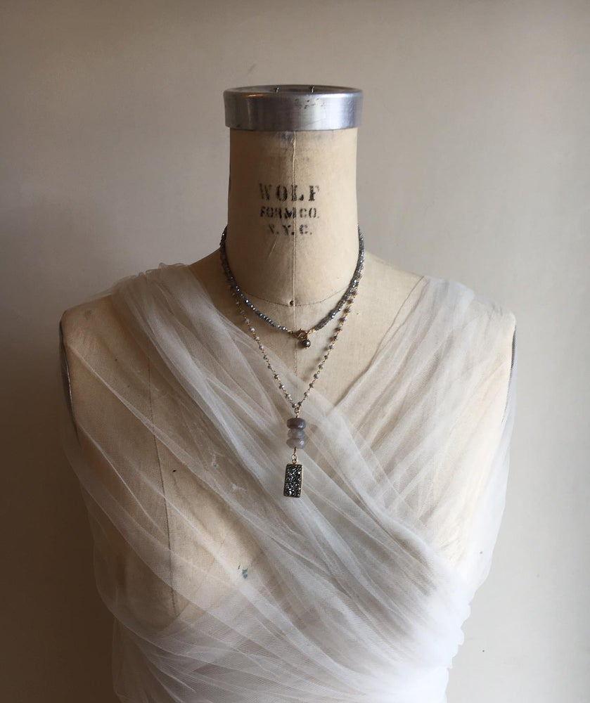Image of Triple Layer Necklace