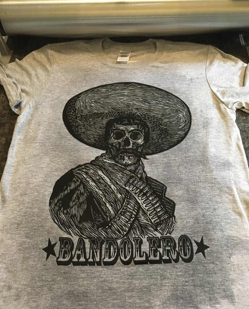 Image of ZAPATA Tshirt