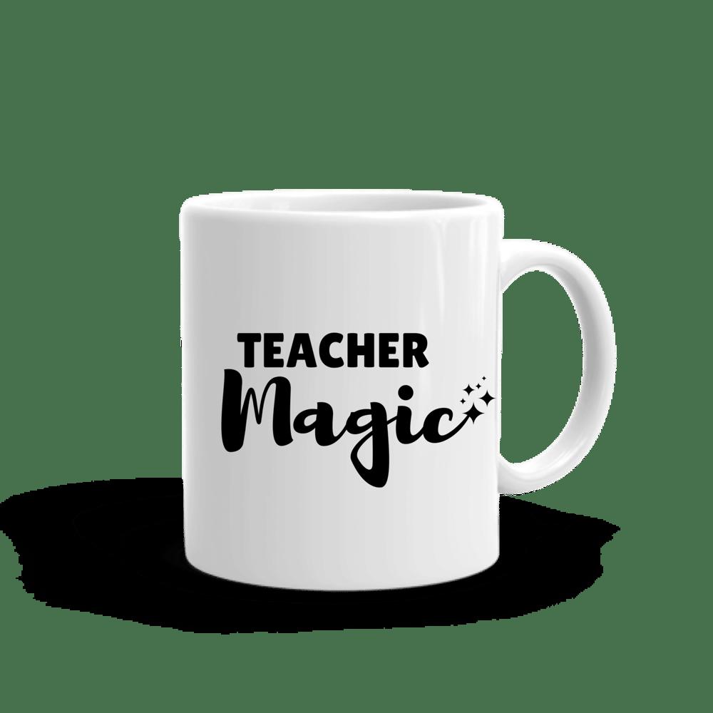 Image of Teacher Magic Mug