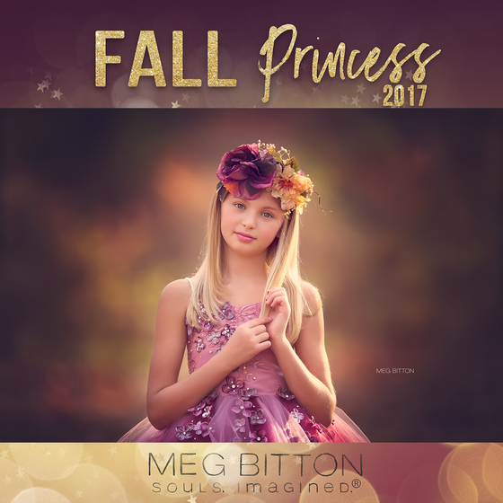 Image of Fall Princess Mini Sessions-October 29th, 2017