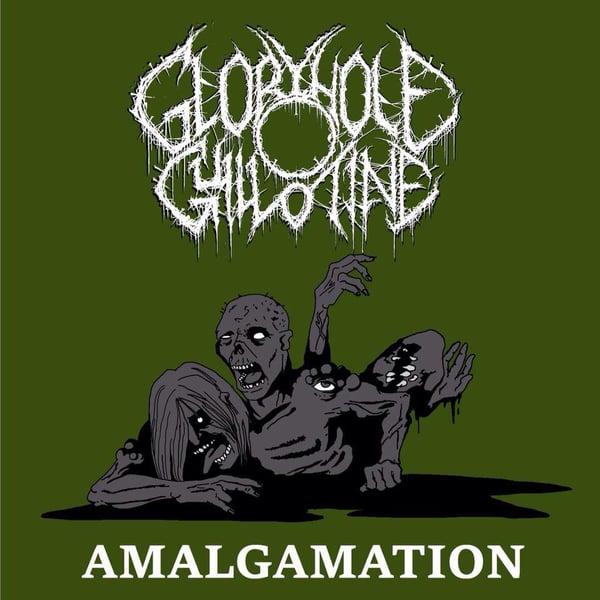 Image of Gloryhole Guillotine - Amalgamation - Cassette