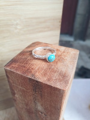 Image of Bague Turquoise #2 - argent 925 - Taille 53