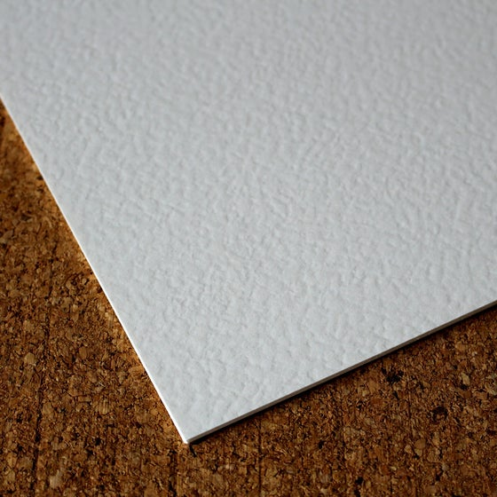Image of Ivory Textured Card