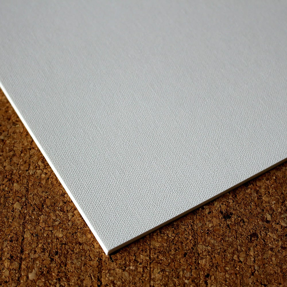 Ivory Textured Card